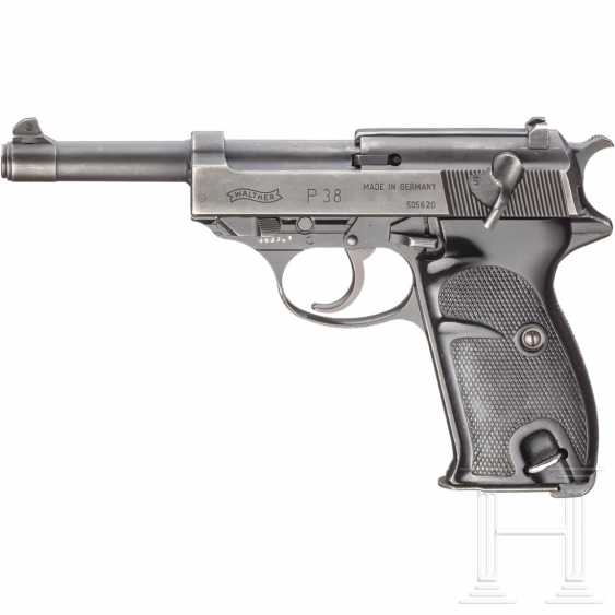 """Walther P 38, Ulm, anniversary model """"100 years Walther"""" - photo 2"""