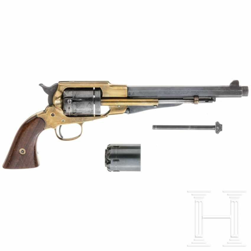 Remington New Model Army, Italy. Replica, with interchangeable system .22 lr - photo 1