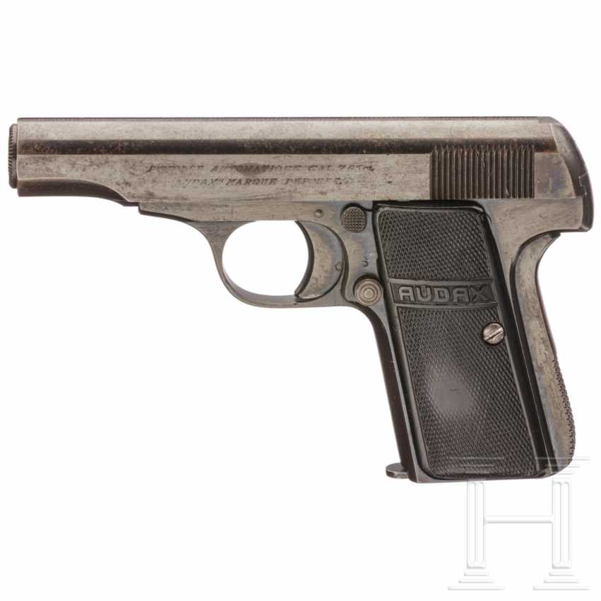 Audax pocket pistol, France - photo 1