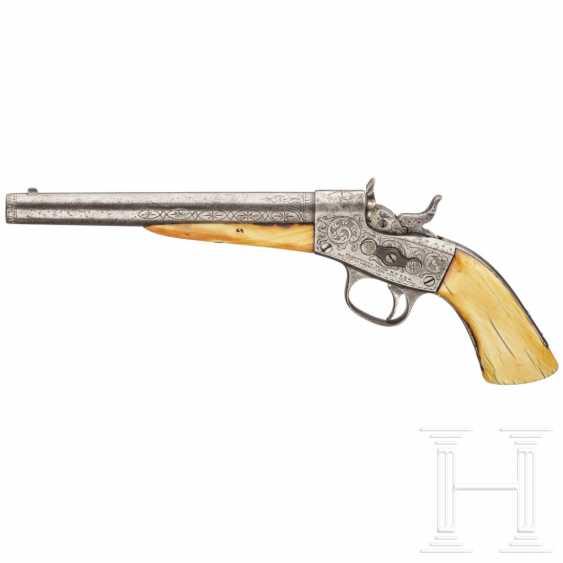 Rolling Block Pistole, um 1870 - photo 1