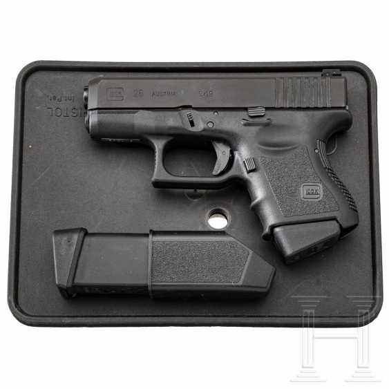Glock model 26, 4 mm M20 conversion, in box - photo 1