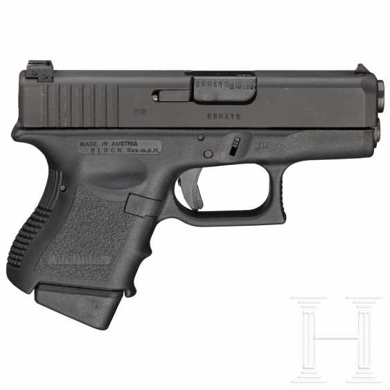 Glock model 26, 4 mm M20 conversion, in box - photo 2