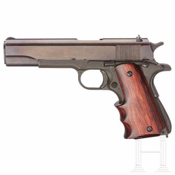 Colt model 1911 A1, sports version - photo 1