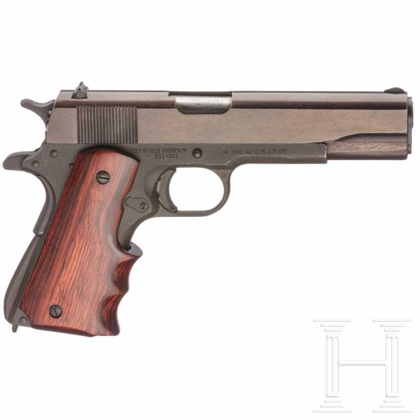 Colt model 1911 A1, sports version - photo 2