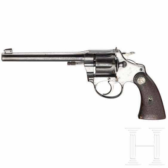 Colt Police Positive .22 Target Modell G - photo 1