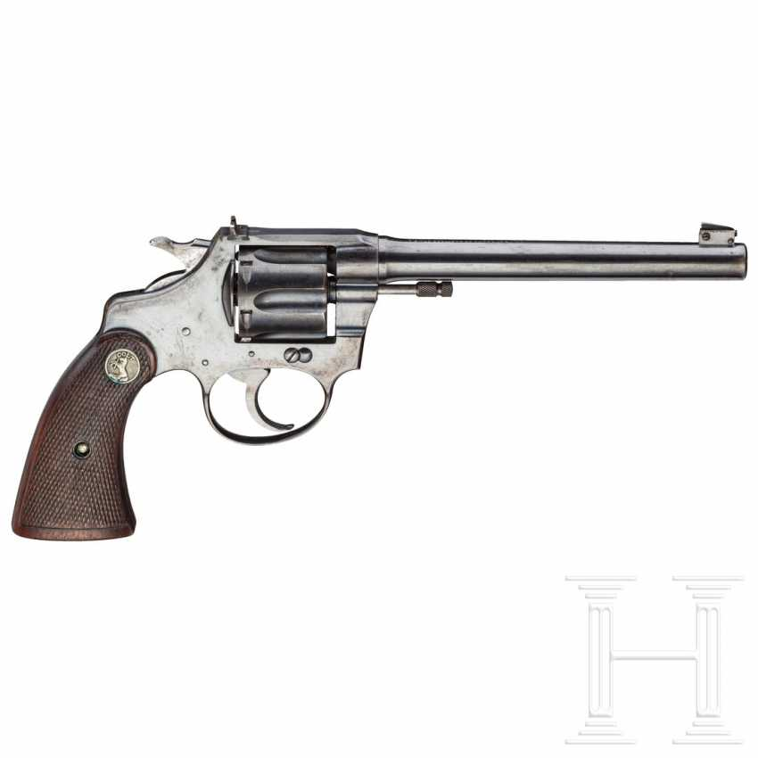 Colt Police Positive .22 Target Modell G - photo 2