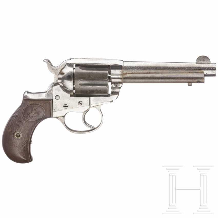 Revolver Colt Lightning, Modell 1877 - photo 2
