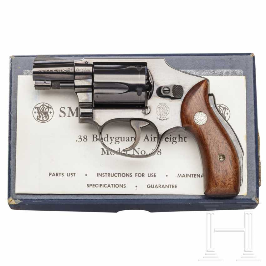 "Smith & Wesson Modell 40, ""The Centennial"", im Karton - photo 1"