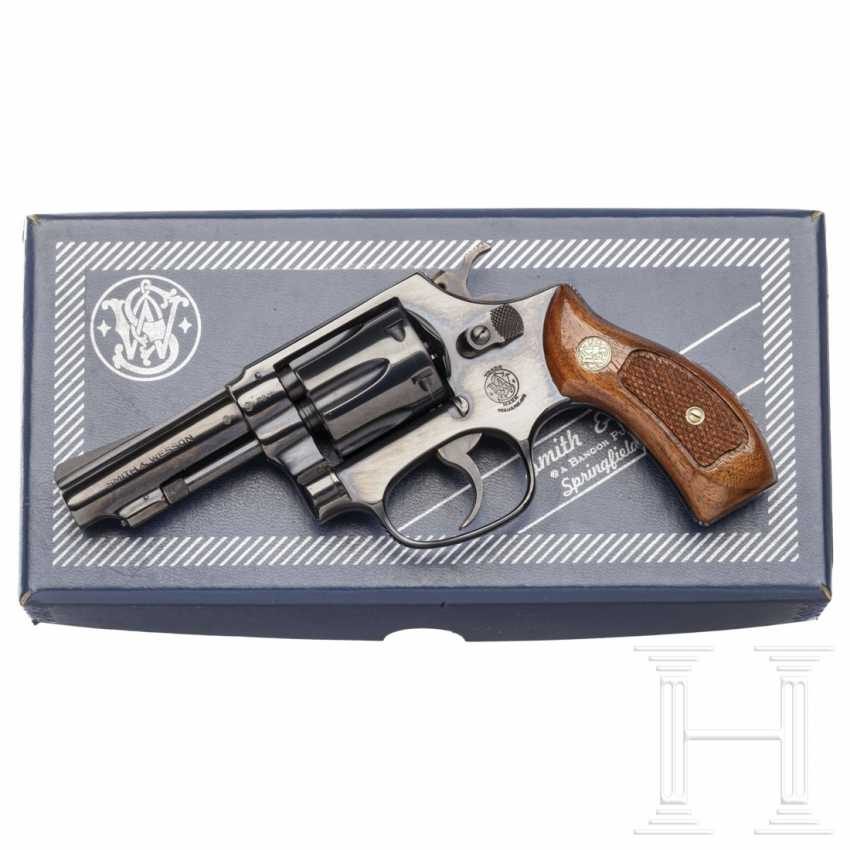 """Smith & Wesson Modell 30-1, """"The .32 Hand Ejector"""", im Karton - photo 1"""