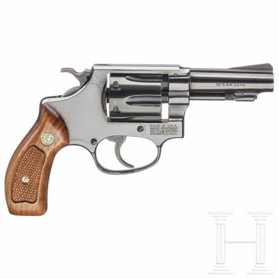 """Smith & Wesson Modell 30-1, """"The .32 Hand Ejector"""", im Karton - photo 2"""