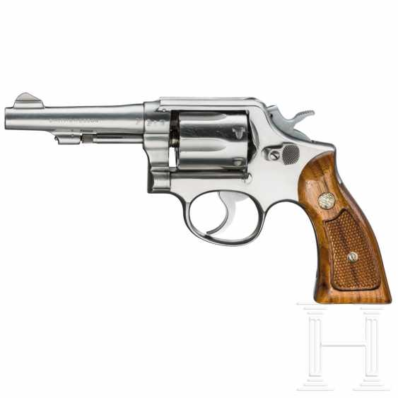 Smith & Wesson Modell 64 stainless - photo 1
