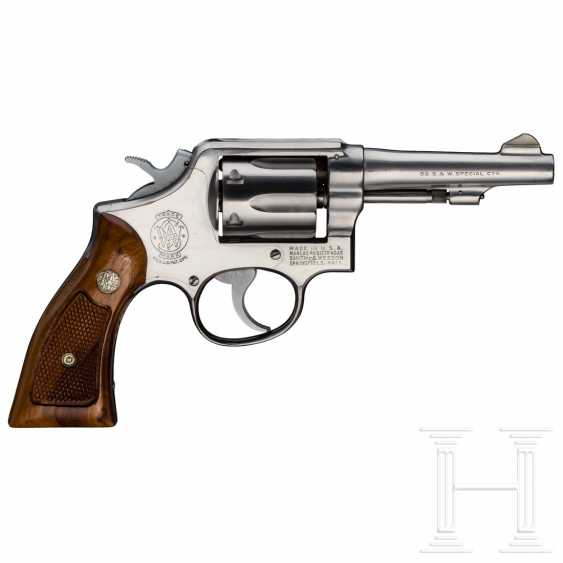 Smith & Wesson Modell 64 stainless - photo 2