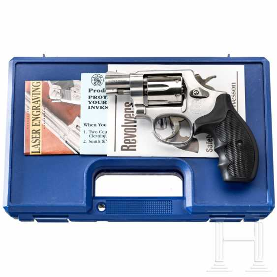 """Smith & Wesson Modell 64-6, """"The .38 M & P Stainless"""", im Koffer - photo 1"""