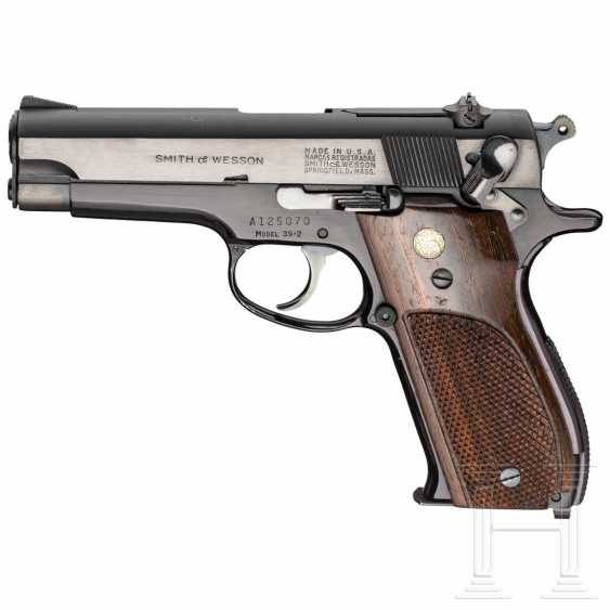 "Smith & Wesson Modell 39-3, ""1st Generation DA 9 mm"" - photo 1"