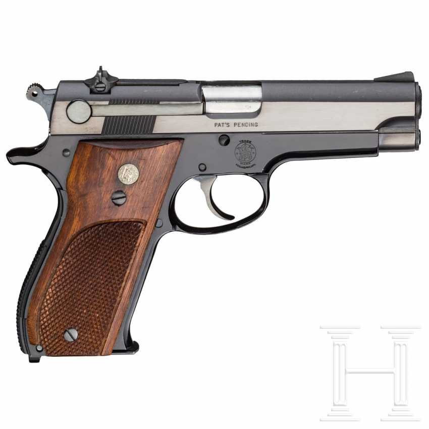 "Smith & Wesson Modell 39, ""1st Generation DA 9 mm"" - photo 2"