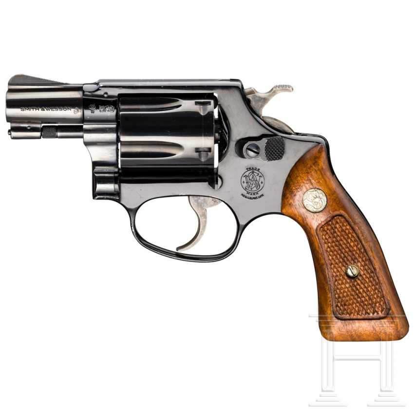 """Smith & Wesson Modell 37, """"The .38 Chief's Special Airweight"""" - photo 1"""