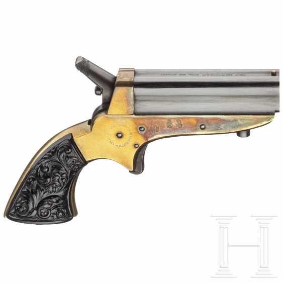 Sharps New Derringer, Uberti, with Holster - photo 2
