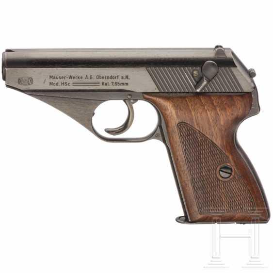 Mauser Modell HSc, Frankreich - photo 1