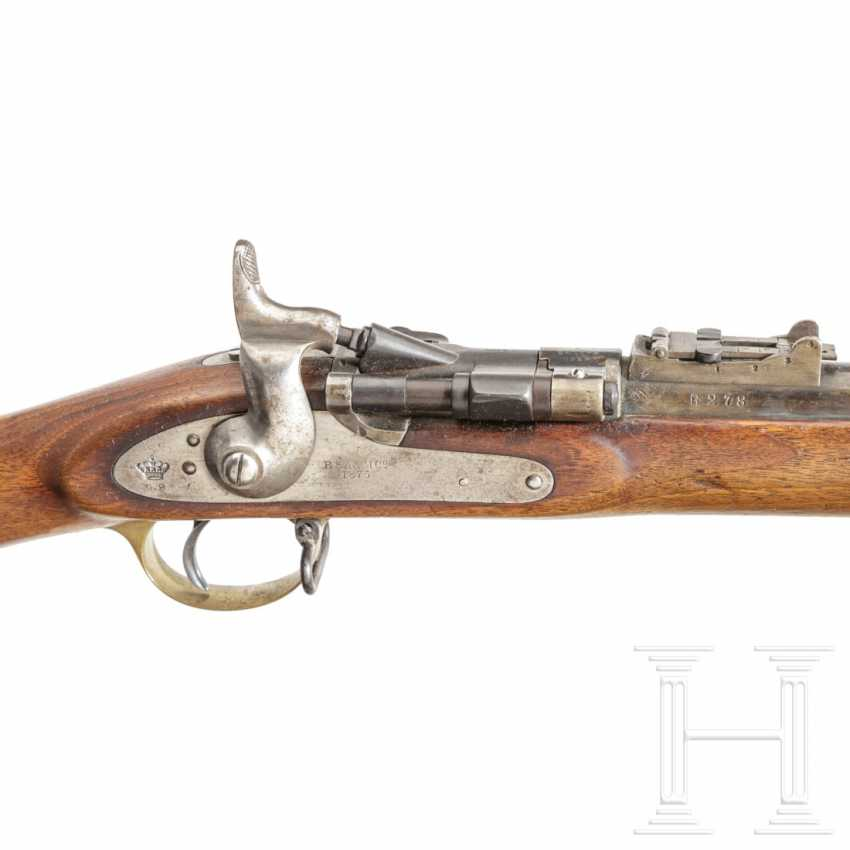 Short Rifle System Snider, 1875 - photo 4
