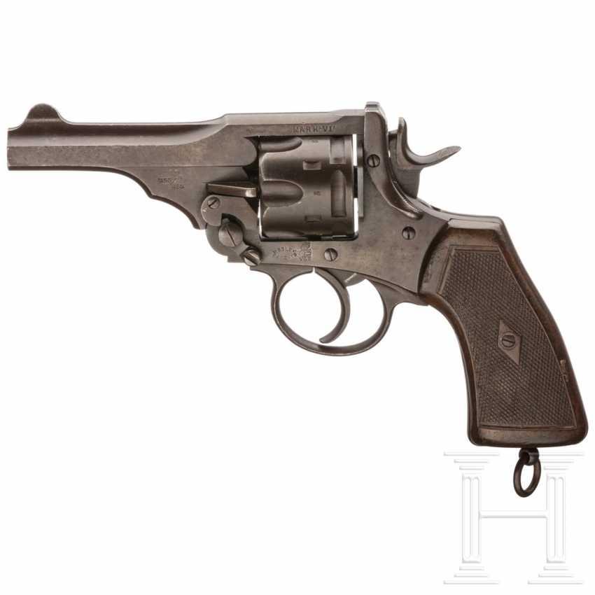 Webley & Scott Mark VI Service Revolver - photo 1