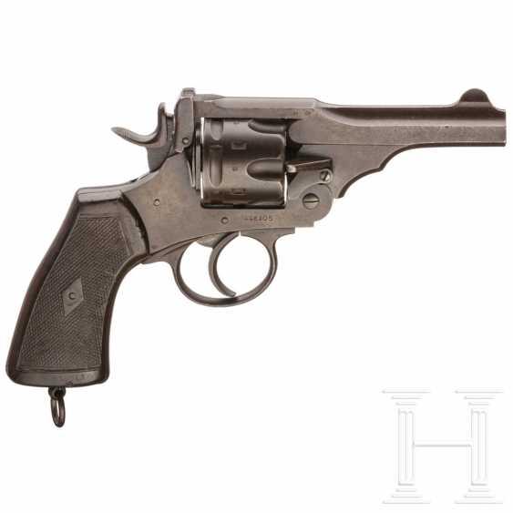 Webley & Scott Mark VI Service Revolver - photo 2