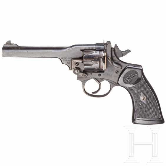 Webley & Scott Mark IV, mit Tasche - photo 1