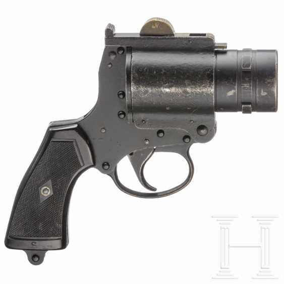 Pyrotechnik pistol No. 4 Mk I* - photo 2