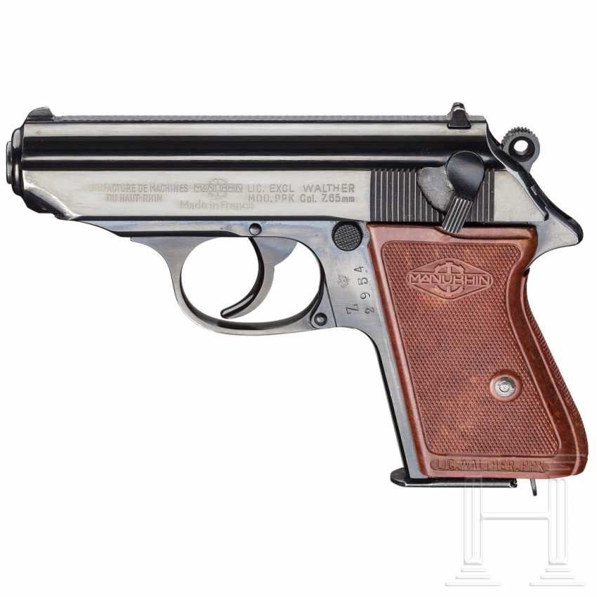 Walther-Manurhin PPK, Zoll - photo 1