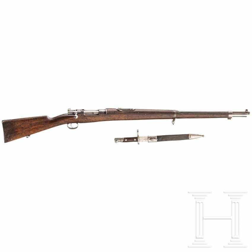 Gewehr Modell 1894, FN, mit Bajonett - photo 1