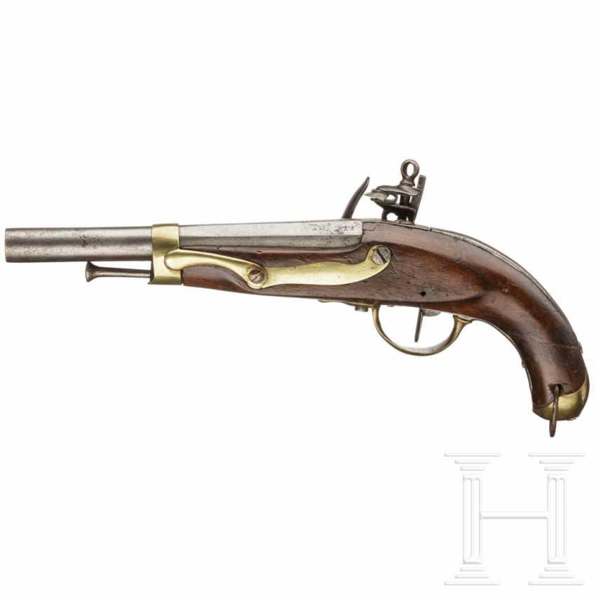 Kavalleriepistole Modell 1815, datiert 1832 - photo 2