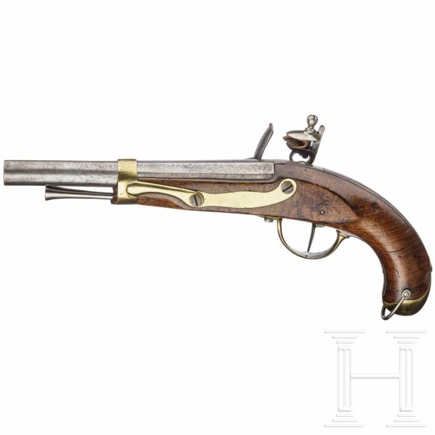 Kavallerie-Steinschlosspistole, Modell 1815, Fertigung 1832 - photo 2