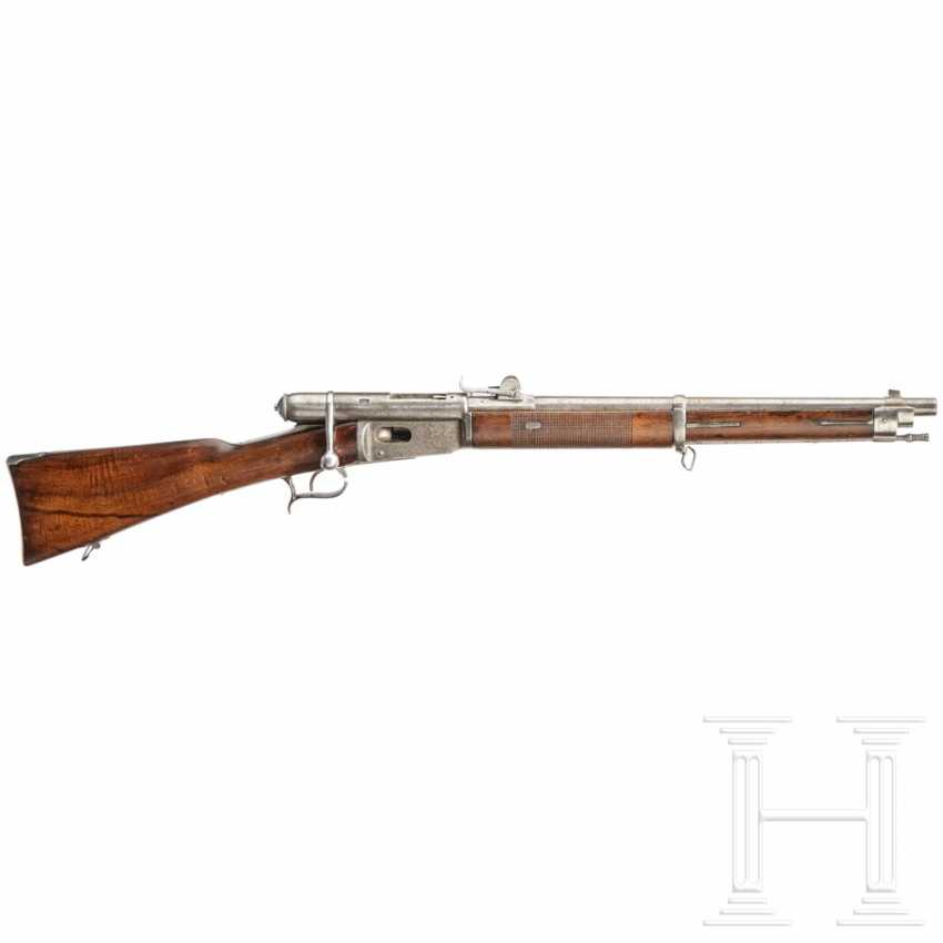 Repetierkarabiner Modell 1869/71, Grenzwächter (?) - photo 1
