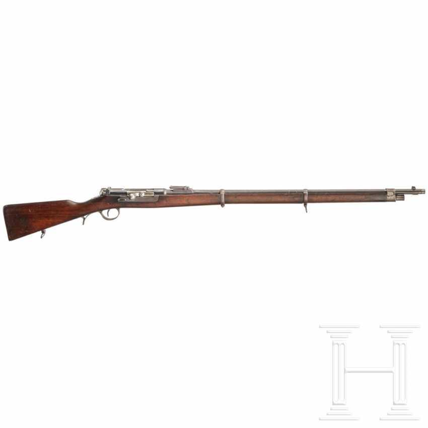 Gewehr Kropatschek Modell 1886 - photo 1