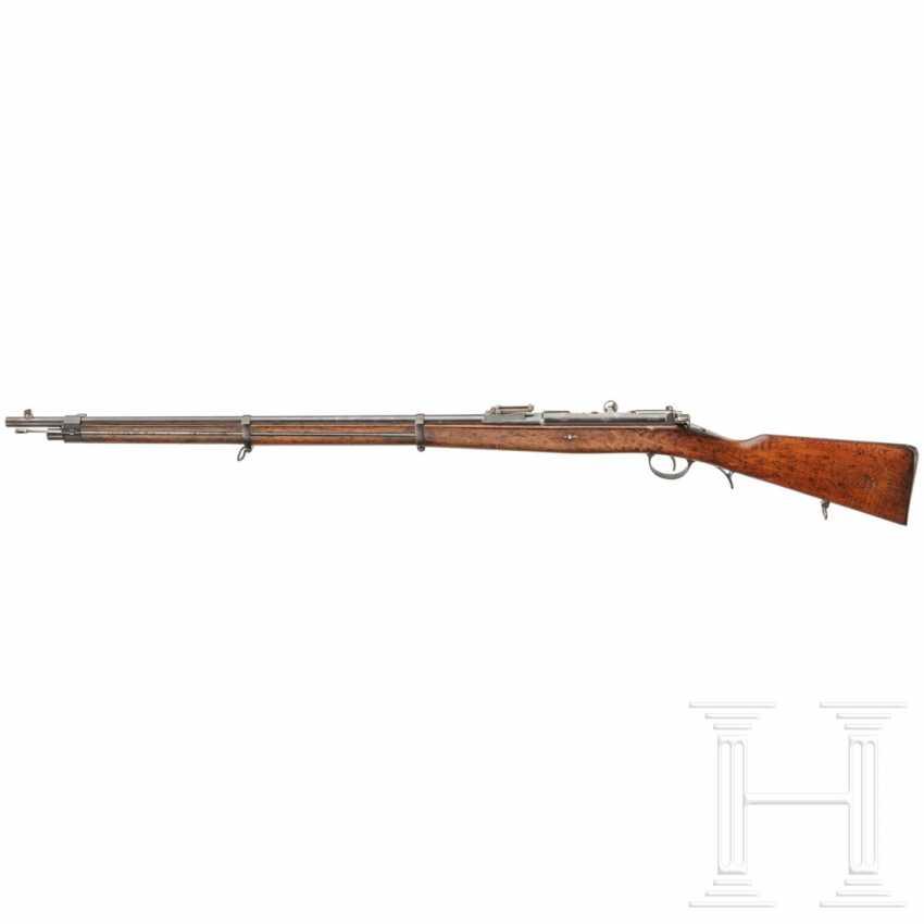 Gewehr Kropatschek Modell 1896 - photo 2
