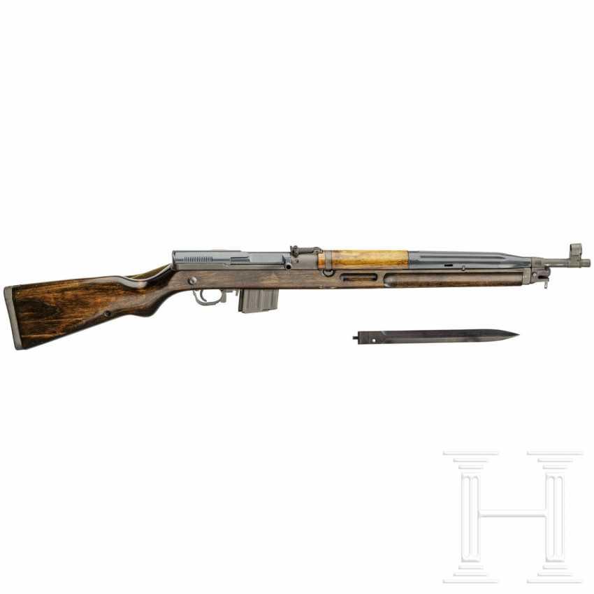 Tschechoslowakei - SL-Karabiner Vz 52/57, Salut - photo 1