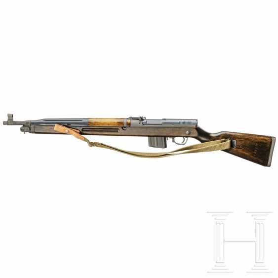 Tschechoslowakei - SL-Karabiner Vz 52/57, Salut - photo 2
