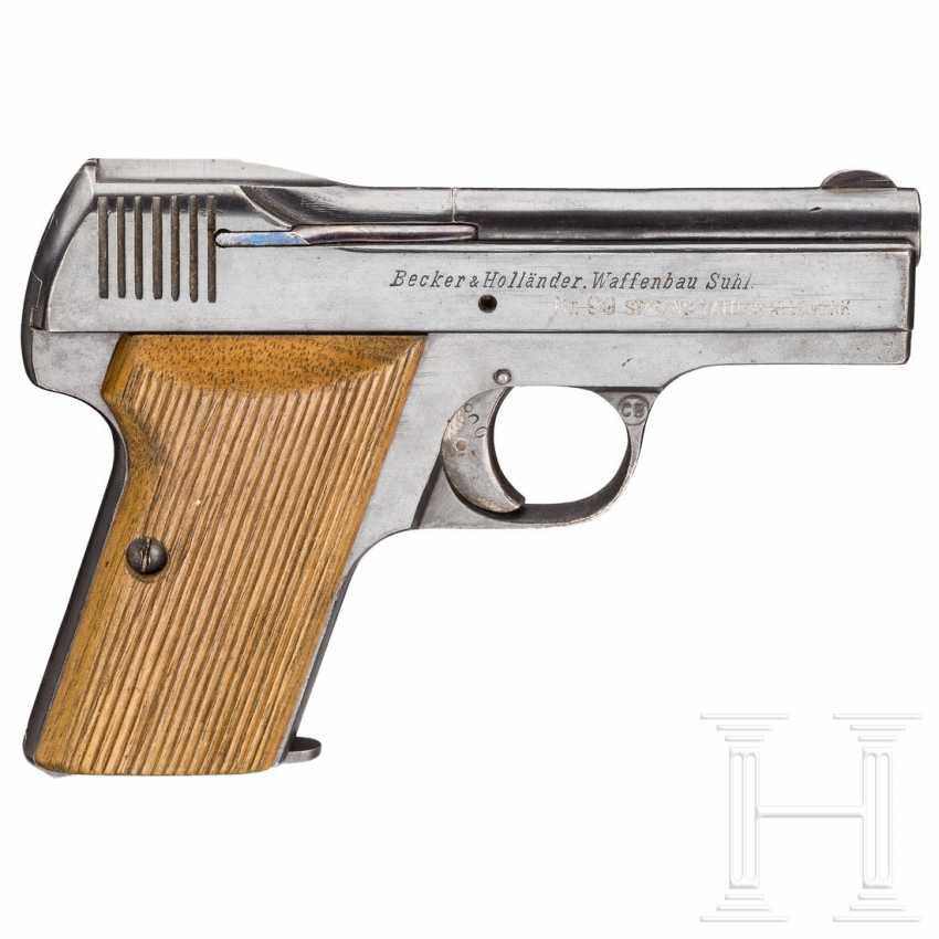 Pistole Beholla - photo 1