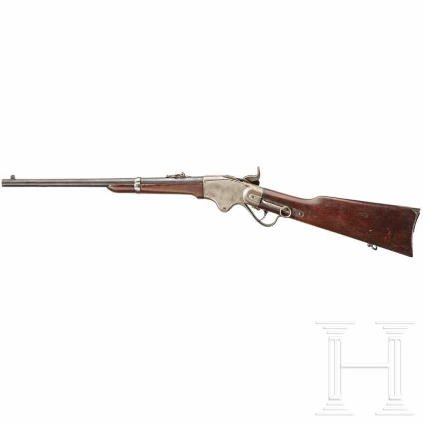 Spencer Carbine M 1865 - photo 2