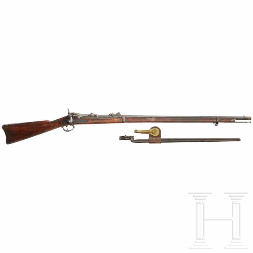 Springfield M 1873 Infanteriegewehr - photo 1