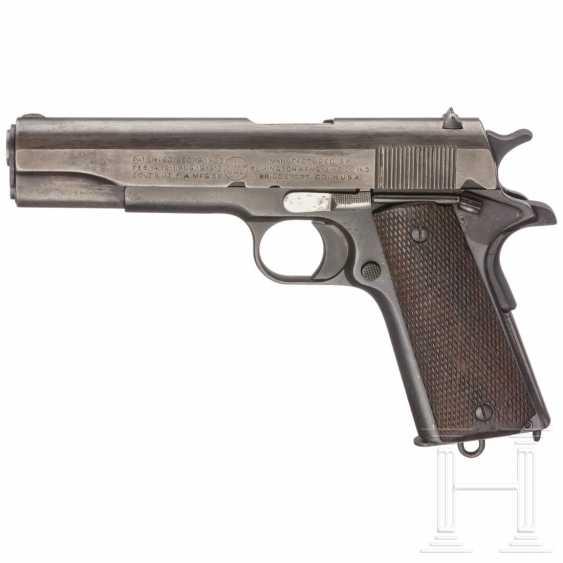 Colt Modell 1911 mit Remington UMC-Verschluss - photo 1