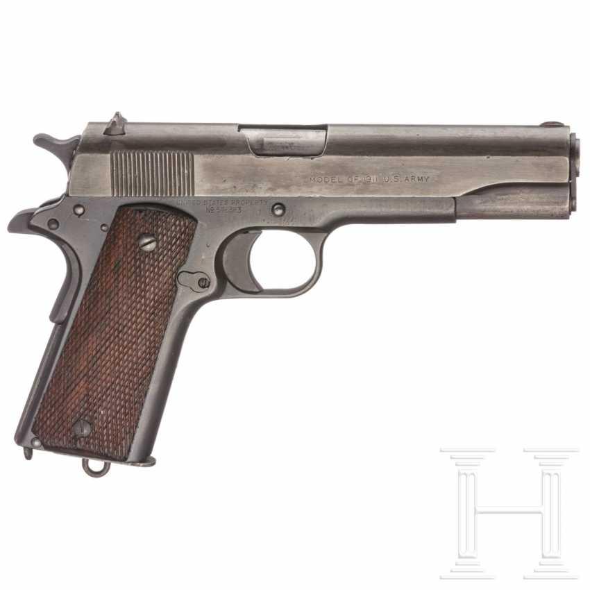 Colt Modell 1911 mit Remington UMC-Verschluss - photo 2