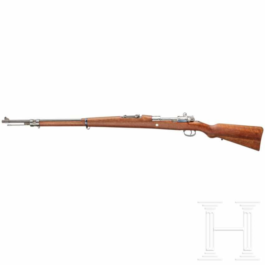 Gewehr Modell 1908, mit Bajonett und Schussbild - photo 2