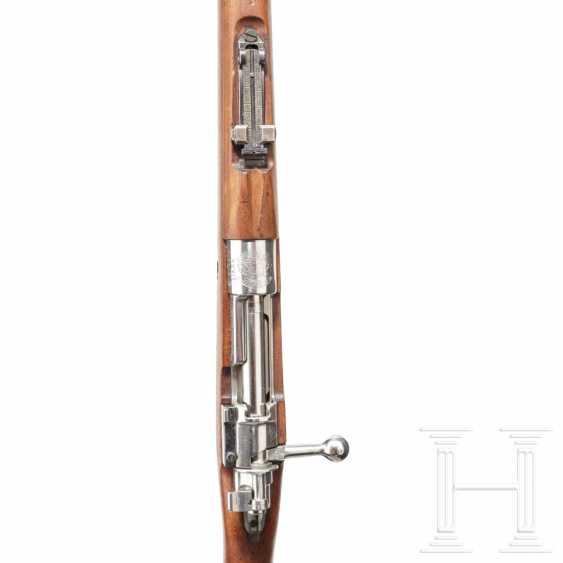Gewehr Modell 1908, mit Bajonett und Schussbild - photo 3