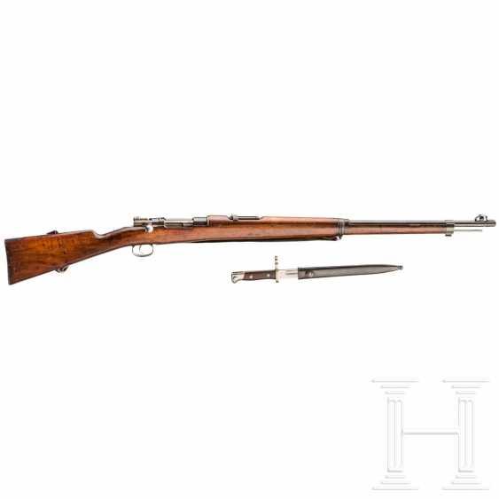 Gewehr Modell 1895, Loewe Berlin, mit Bajonett - photo 1