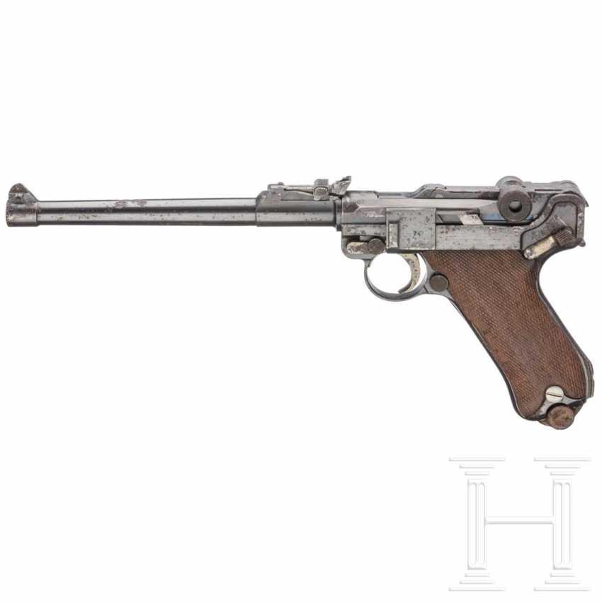 Lange Pistole 08, DWM 1916 - photo 1