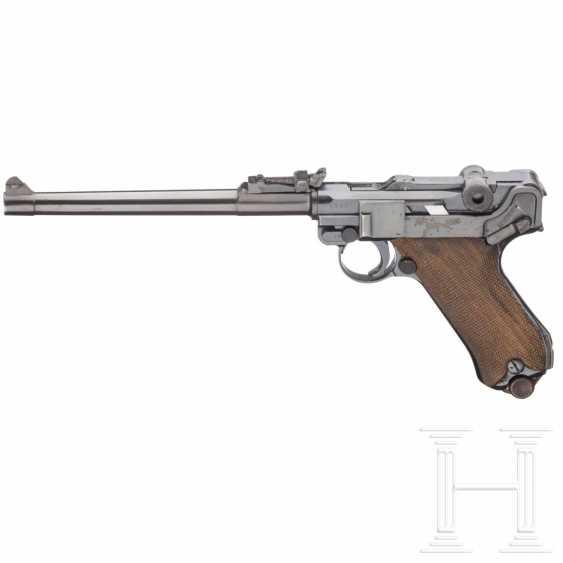 Lange Pistole 08, DWM 1917, mit Tasche - photo 1