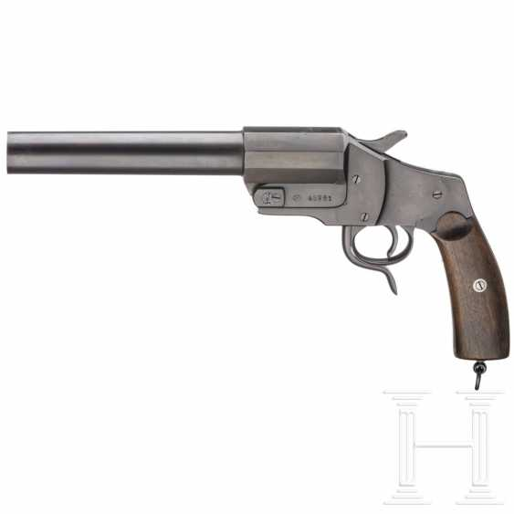 Leuchtpistole Modell Hebel - photo 1