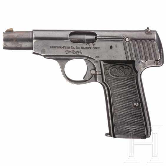 Walther Modell 4, Militärkontrakt - photo 1