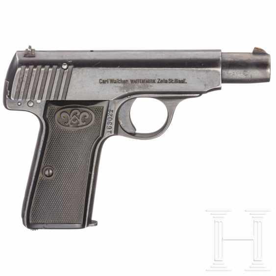 Walther Modell 4, Militärkontrakt - photo 2