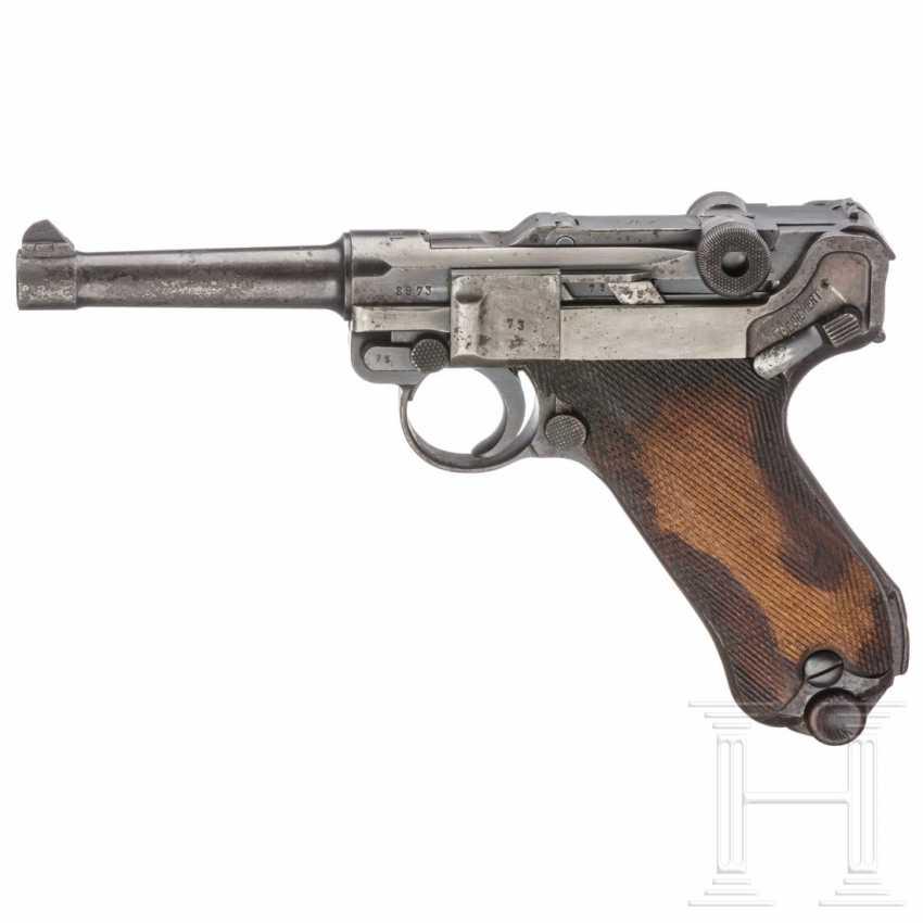 "Pistole 08, Mauser, Code ""1938 - S/42"" - photo 1"
